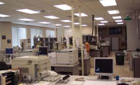 PSTC trace evidence laboratory