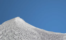 Huber ground calcium carbonate