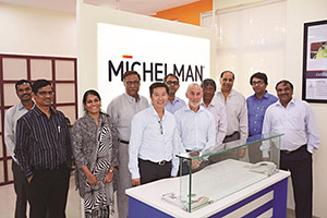 Michelman Opens India Business and Technology Center
