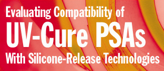 Evaluating Compatibility of UV-Cure PSAs With Silicone