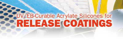 Uv Eb Curable Acrylate Silicones For Release Coatings