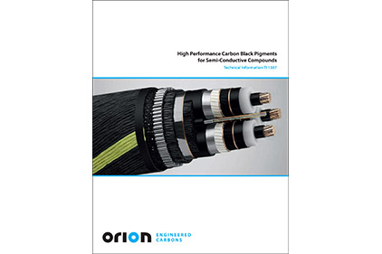 ORION ENGINEERED CARBONS Carbon Blacks Brochure