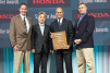 Sika Receives Award from Honda