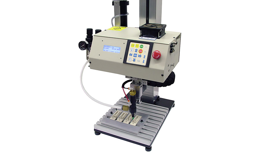 Dispense-works-benchtop
