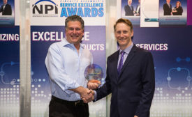 Nordson ASYMTEK Receives Service Award