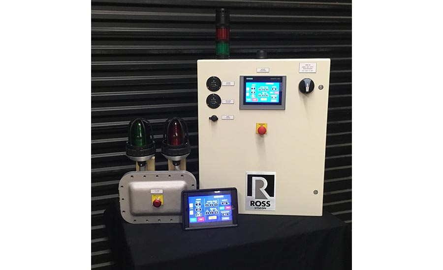 ROSS SYSCON: Wireless Control System