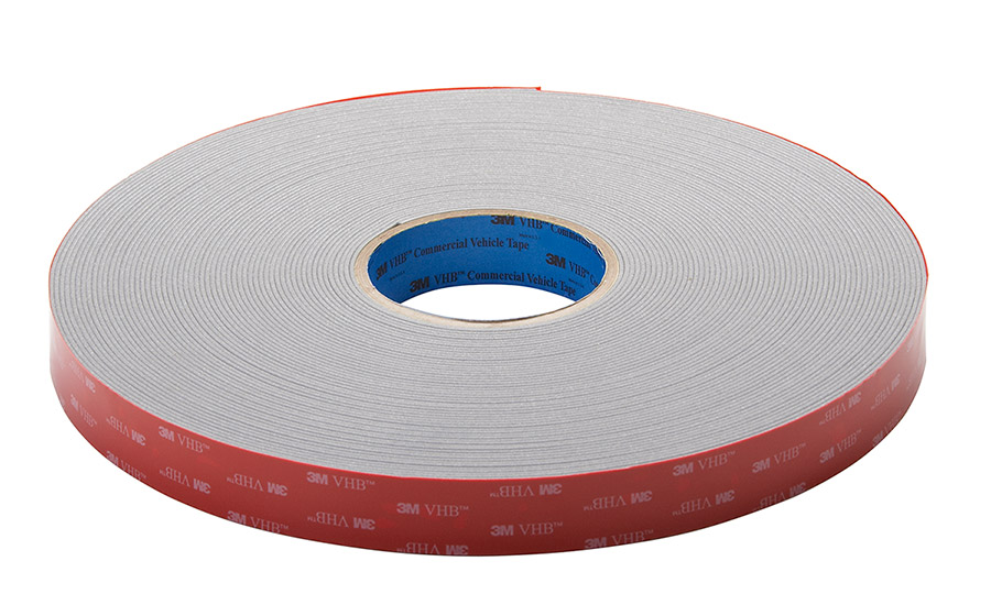 3M commercial vehicle tape