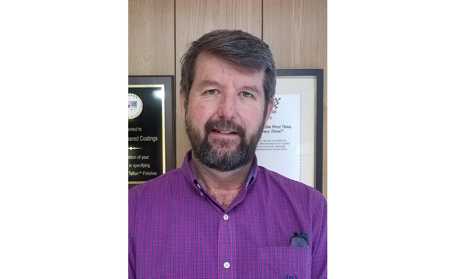 Bryant Named KECO Coatings General Manager