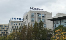 Michelman Opens China Sustainability Center