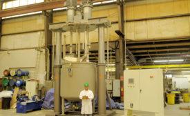 ROSS: Triple-Shaft Mixer