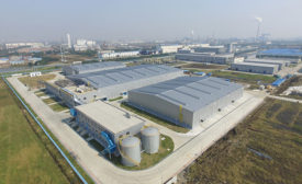 AkzoNobel China powder coatings plant