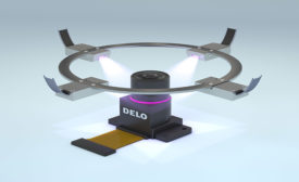 DELO compact curing lamp