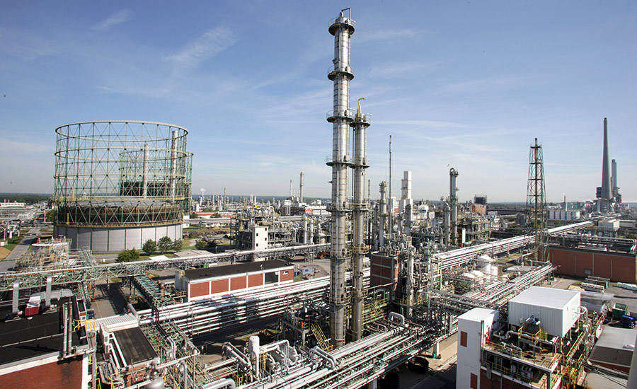 Evonik Marl Chemical Park