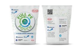 Henkel Borealis plastic pouch