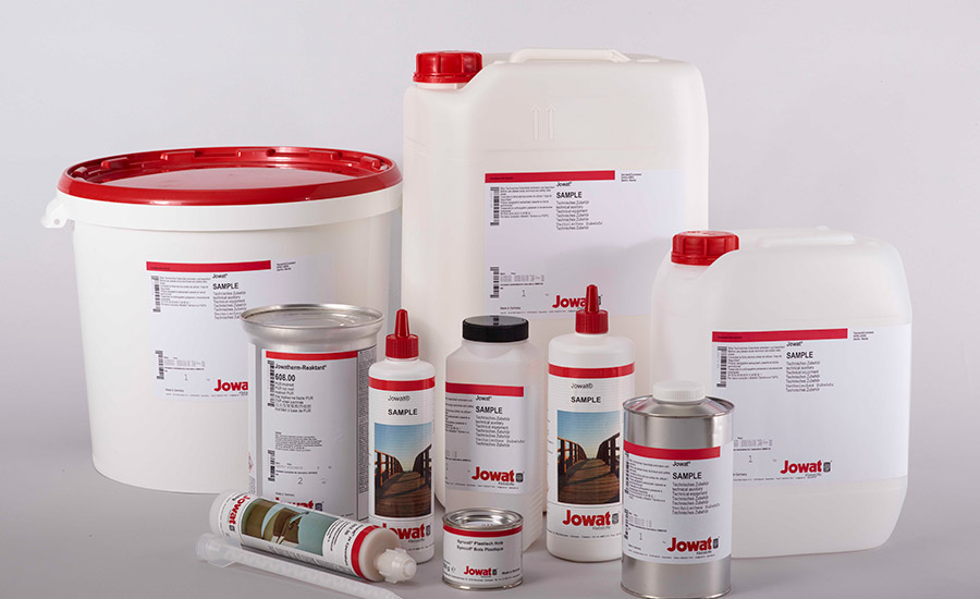 Jowat gluelam adhesives