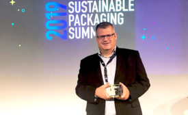 Sulzer sustainable packaging award