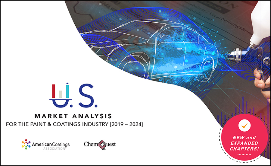 THE CHEMQUEST GROUP, INC.: Paint and Coatings Industry Market Analyses
