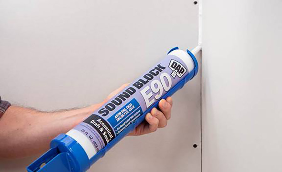 DAP acoustical sealant