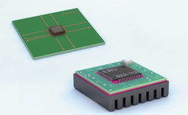 DELO adhesive for power semiconductors