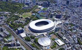 Dow Olympic Stadium