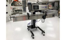 ITW Pillar induction cap sealer