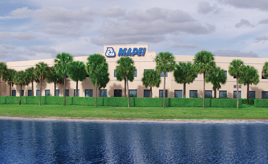 MAPEI corporate headquarters