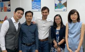 ViscoTec Asia team