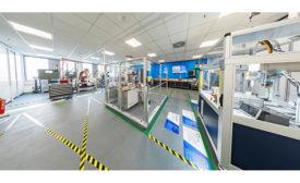 3M bonding process center