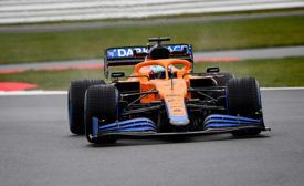 AkzoNobel and McLaren partnership