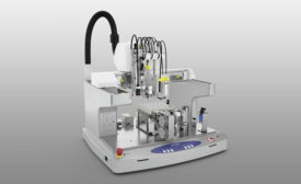 Delo and Infotech 3D printing system