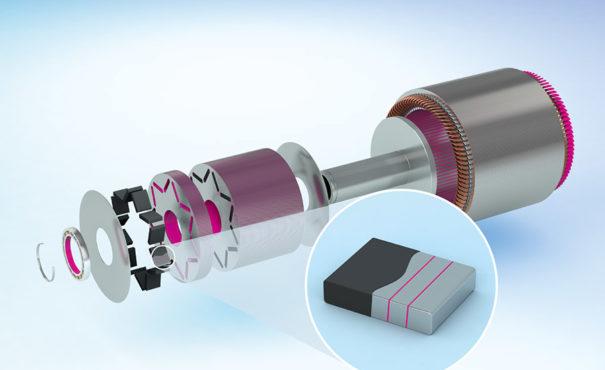 DELO high-temperature-resistant adhesive