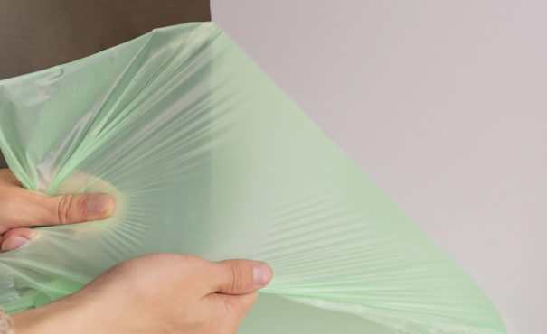 EPS resin for protective film