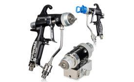 Graco PerformAA air-assist and airless spray guns