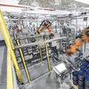 Henkel Adhesive Technologies production robot