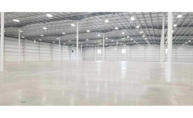 Photo of Scott Bader's new facility in Mocksville, N.C.