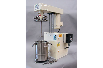 ROSS: Vacuum High-Speed Disperser