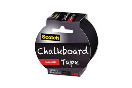 3M - Chalkboard and Dry Erase Tapes