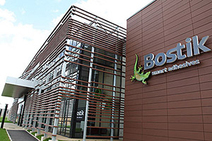 Bostik Opens R&D Center Near Paris