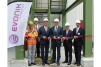 Evonik Opens New Fumed Silica Production Line