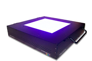 Digital Light Lab UV LED illumination system-inside