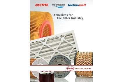 Henkel Filter Brochure Cover