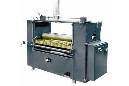 Union Tool Hot Melt Roller Coater