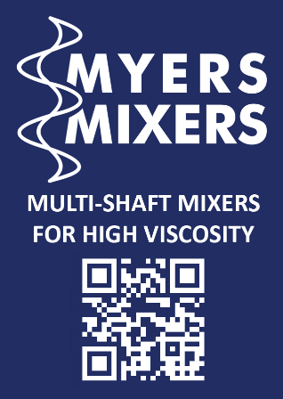 Myers Mixers: Multi-Shaft Mixers for High Viscosity