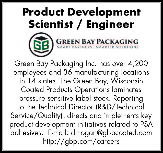 Seeking Product Development Scientist