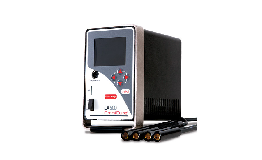 EXCELITAS TECHNOLOGY: OmniCure AC9 UV LED Curing Systems