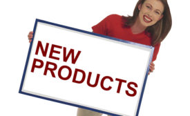 New Products Sign