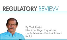 Mark Collatz regulatory review