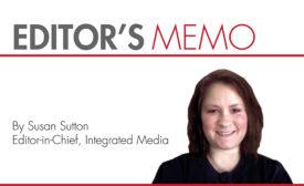 Susan Sutton Editor's Memo ASI