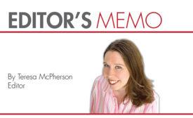 Teresa McPherson ASI Editors Blog