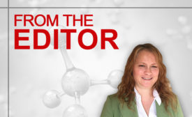 From the Editor - Susan Sutton